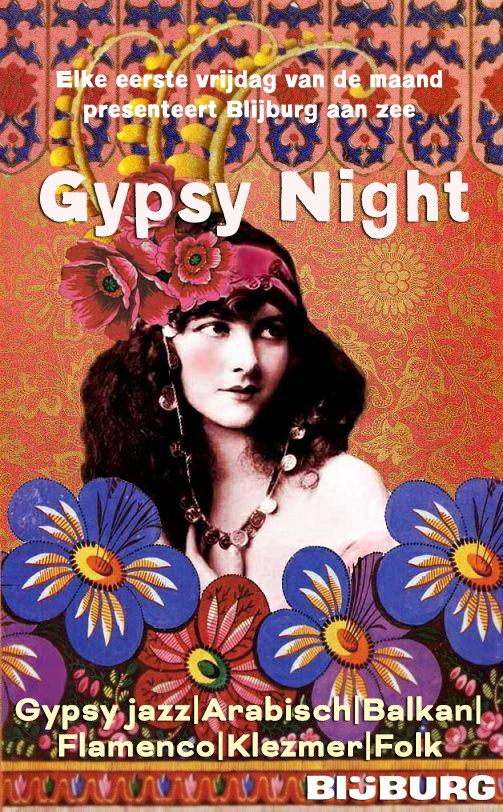 Gypsy Night met The Strong and Silent Types